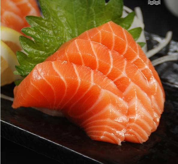 顶级三文鱼